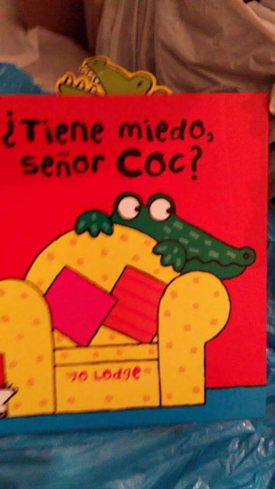 Imagen Cuento ¿Tiene miedo señor Coc?