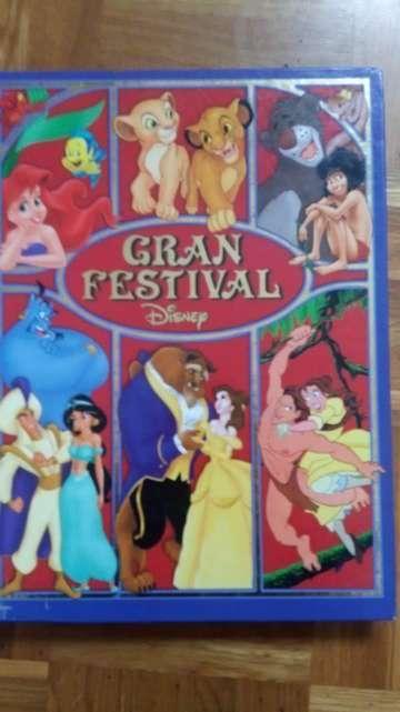 Imagen cuentos Gran festival Disney