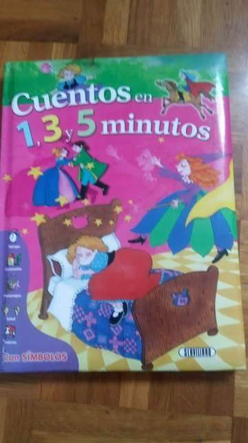 Imagen cuentos en 1, 3 y 5 minutos