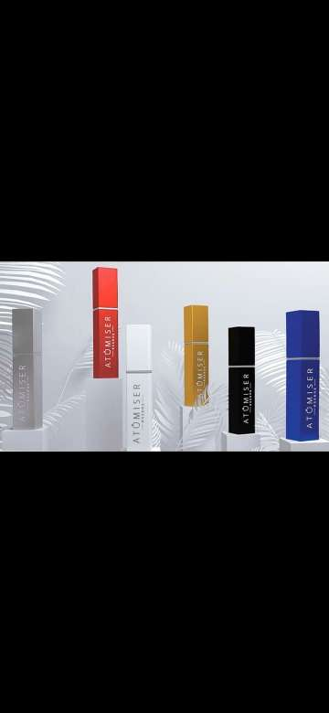 Imagen Atomizador de perfume