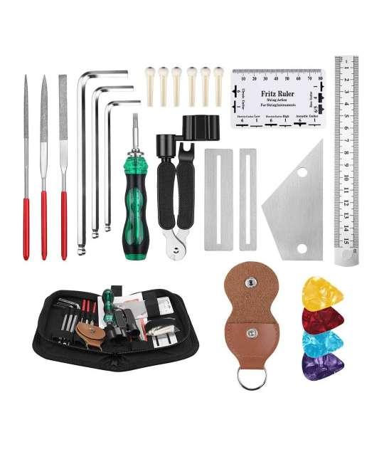 Imagen Kit herramientas para guitarra