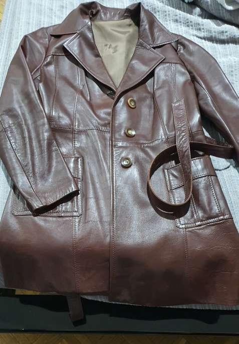 Imagen chaqueta mujer piel