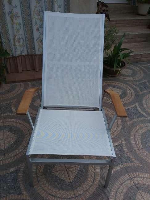 Imagen silla de jardin