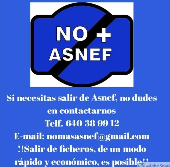 Imagen producto Salir de ASNEF 1