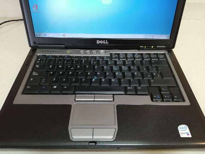 Imagen producto Ordenador portátil Dell LATITUDE D620 con Windows 7 y Paquete Office.  2