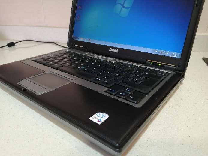 Imagen producto Ordenador portátil Dell LATITUDE D620 con Windows 7 y Paquete Office.  4