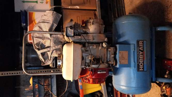 Imagen Motor de aire comprimido