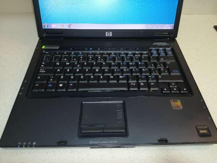 Imagen producto Ordenador portátil HP Compaq con Windows 7 y Paquete Office instalado.  2