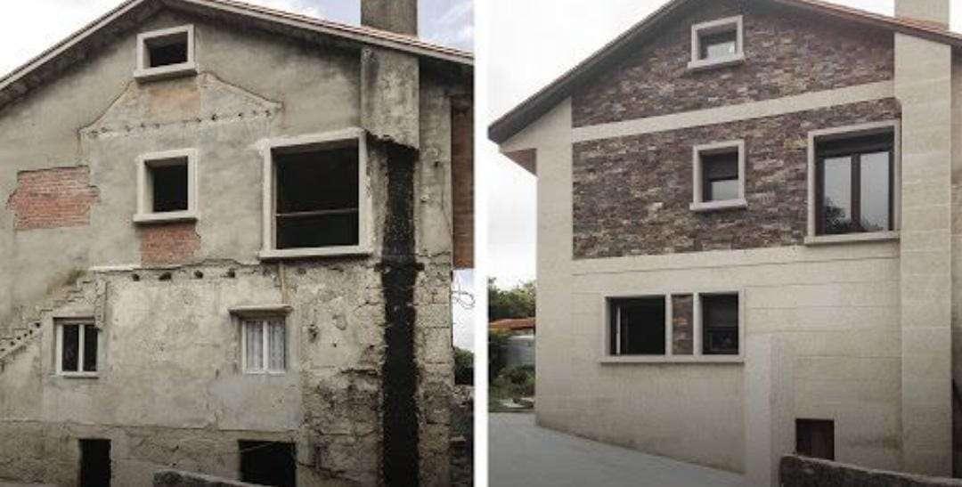 Imagen Rehabilitaciones de fachadas