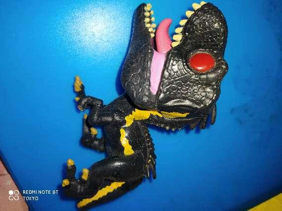 Imagen Vendo pop Indo raptor