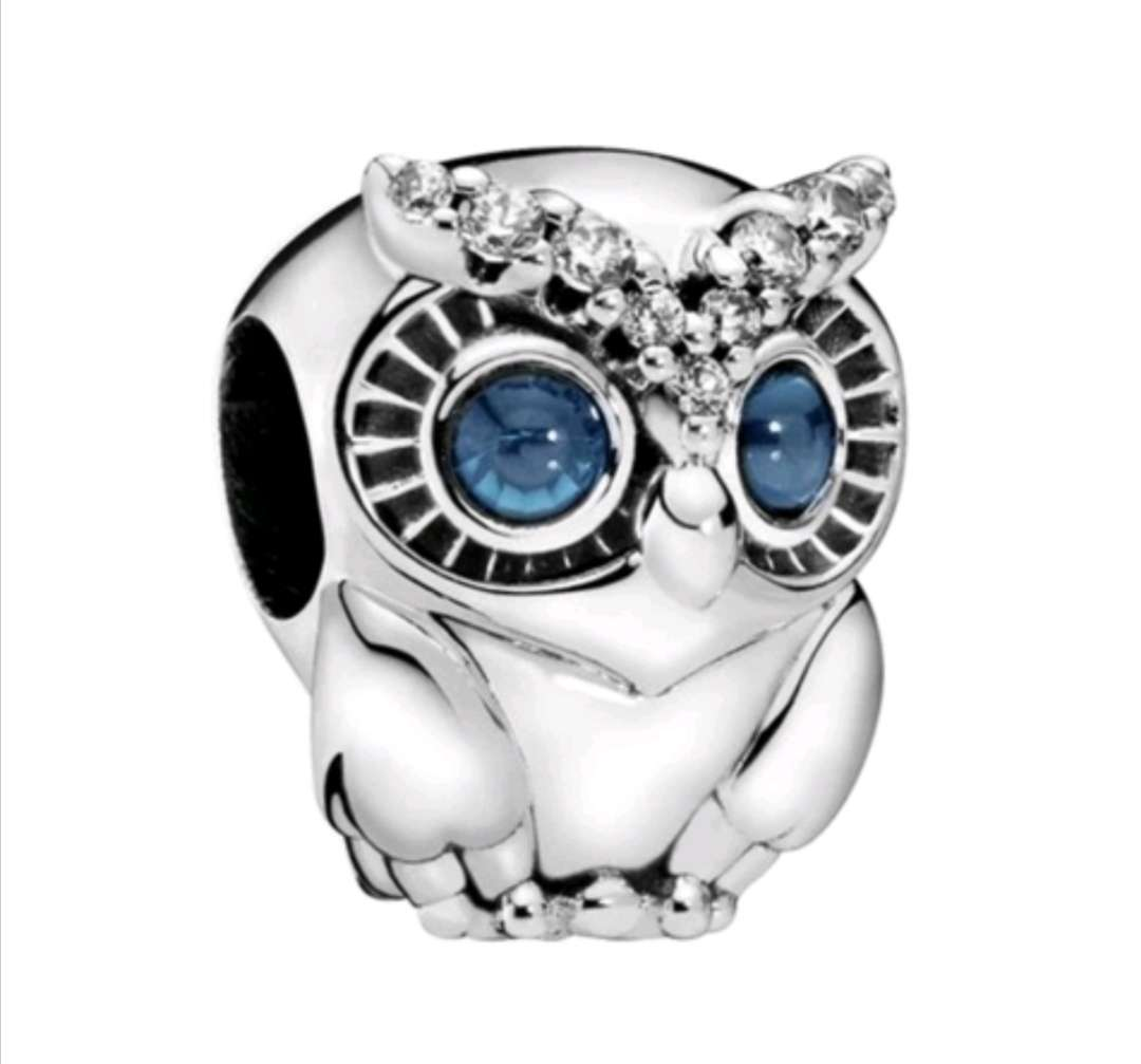 Imagen Charms - abalorio Búho de la Suerte para pulsera de Pandora