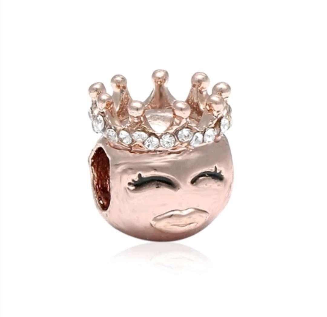 Imagen Charms - abalorio Princesa Reina para pulsera de Pandora