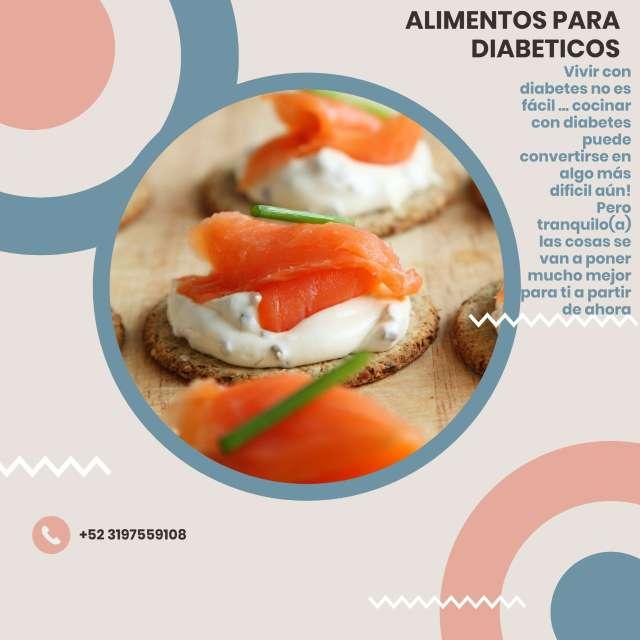 Imagen recetas para diabéticos