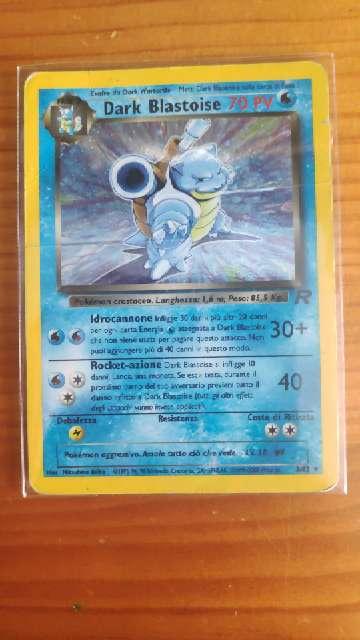 Imagen carta Pokémon primera edición