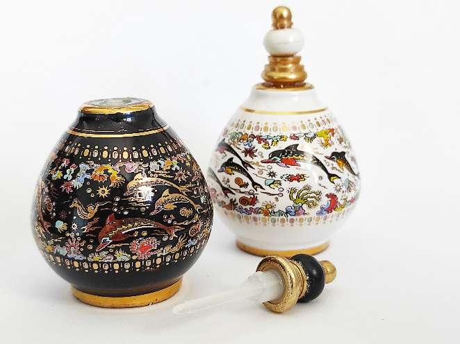 Imagen Perfumeros Egipcios.