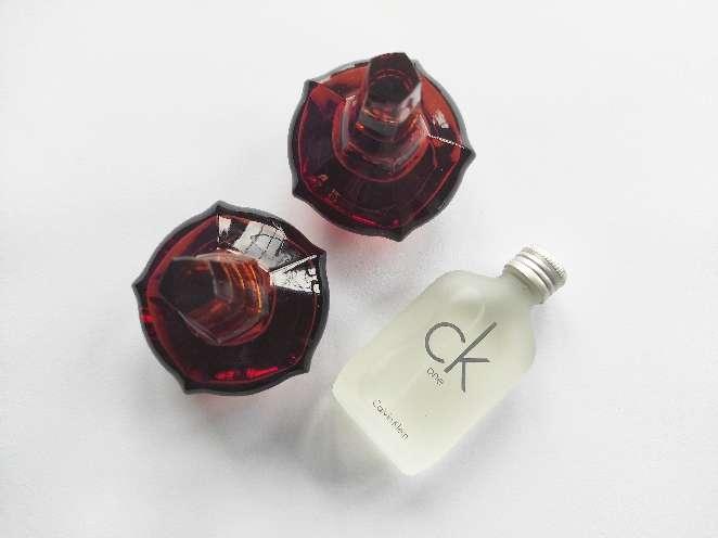 Imagen CK.Perfumes en Miniatura.