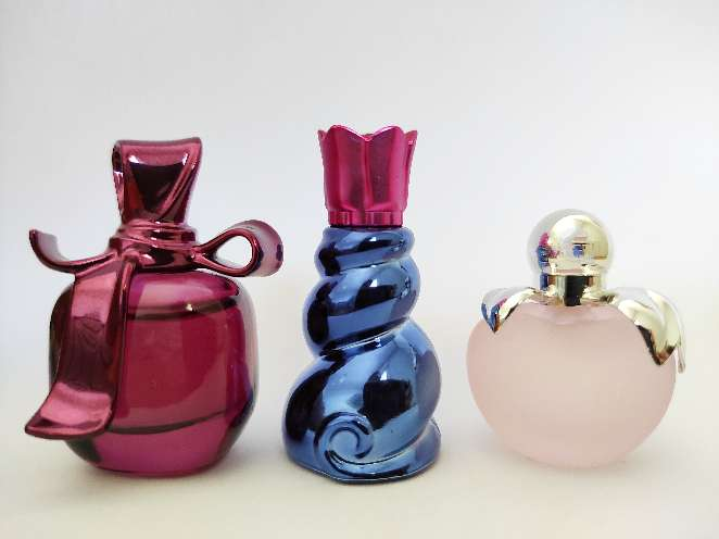 Imagen Nina Ricci.Perfumes en Miniatura.