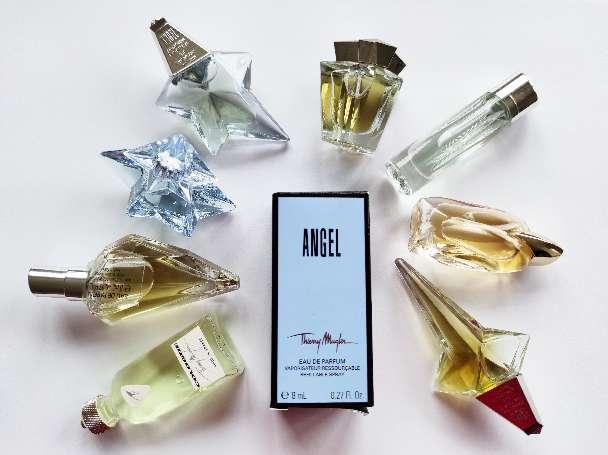 Imagen Therry Mugler.Perfumes en Miniatura.