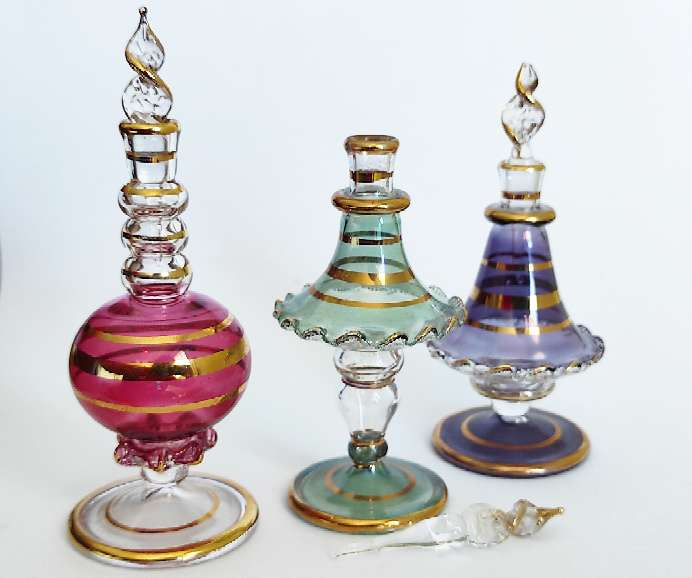 Imagen 3 perfumadores de Egipto