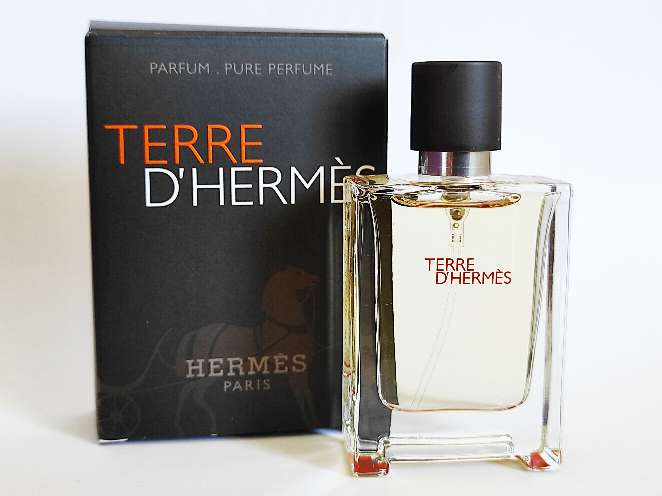 Imagen Terre D'hermès pure Parfum