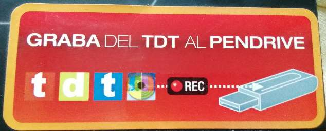Imagen TDT Grabador