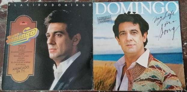 Imagen Discos vinilos PLÁCIDO DOMINGO