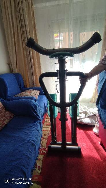 Imagen maquina de hacer ejercicio
