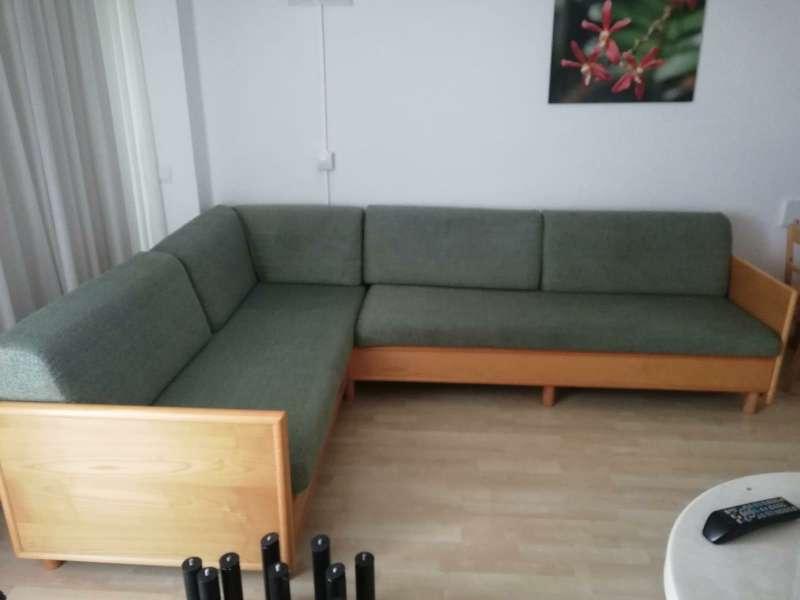 Imagen sofa de dos piezas