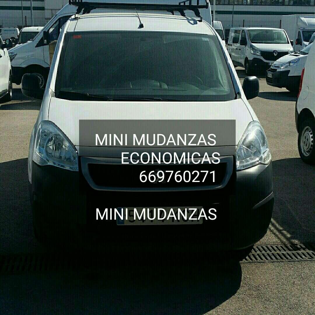 Imagen mini mudanzas economicas