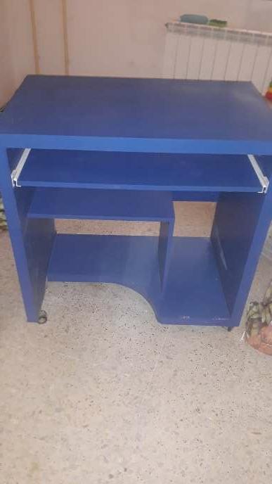 Imagen mesa de ordenador