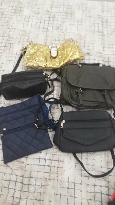 Imagen bolsos de varios tipos