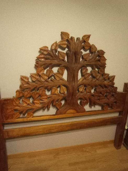Imagen producto Muebles rústicos de madera maciza 5