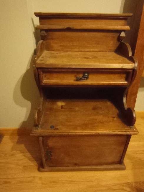 Imagen producto Muebles rústicos de madera maciza 4