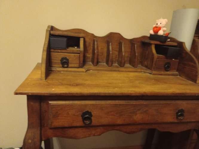 Imagen producto Muebles rústicos de madera maciza 2
