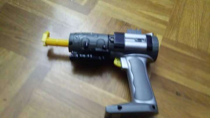 Imagen pistola juguete