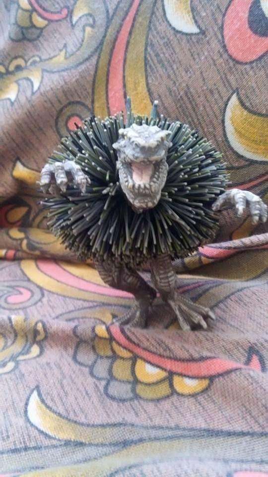 Imagen muñeco dinosaurio