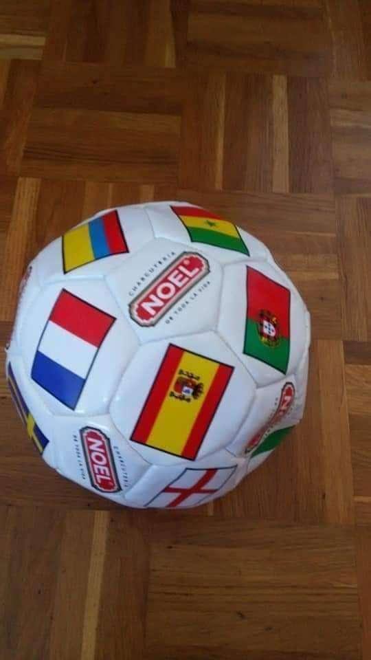 Imagen balón selección