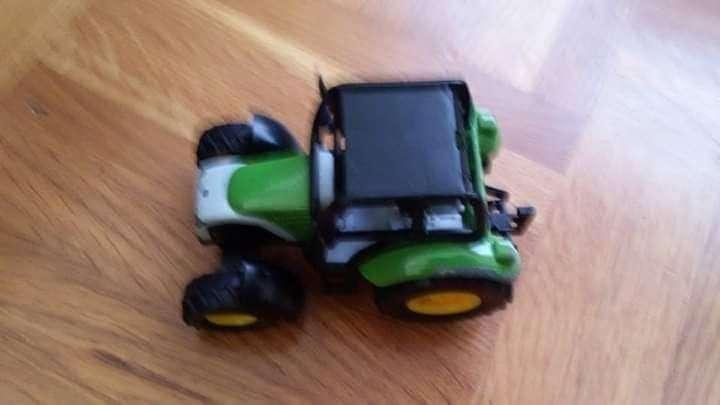Imagen juguete tractor
