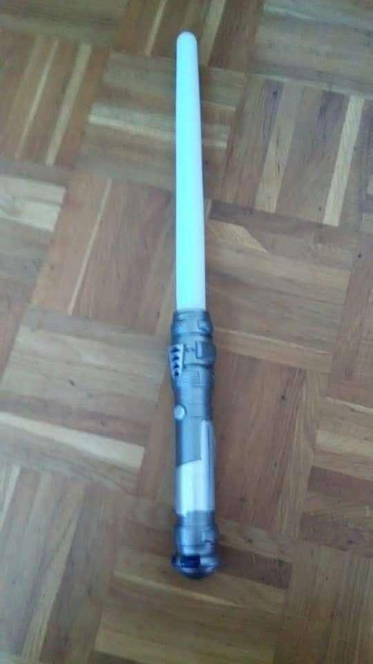 Imagen espada luz y sonido