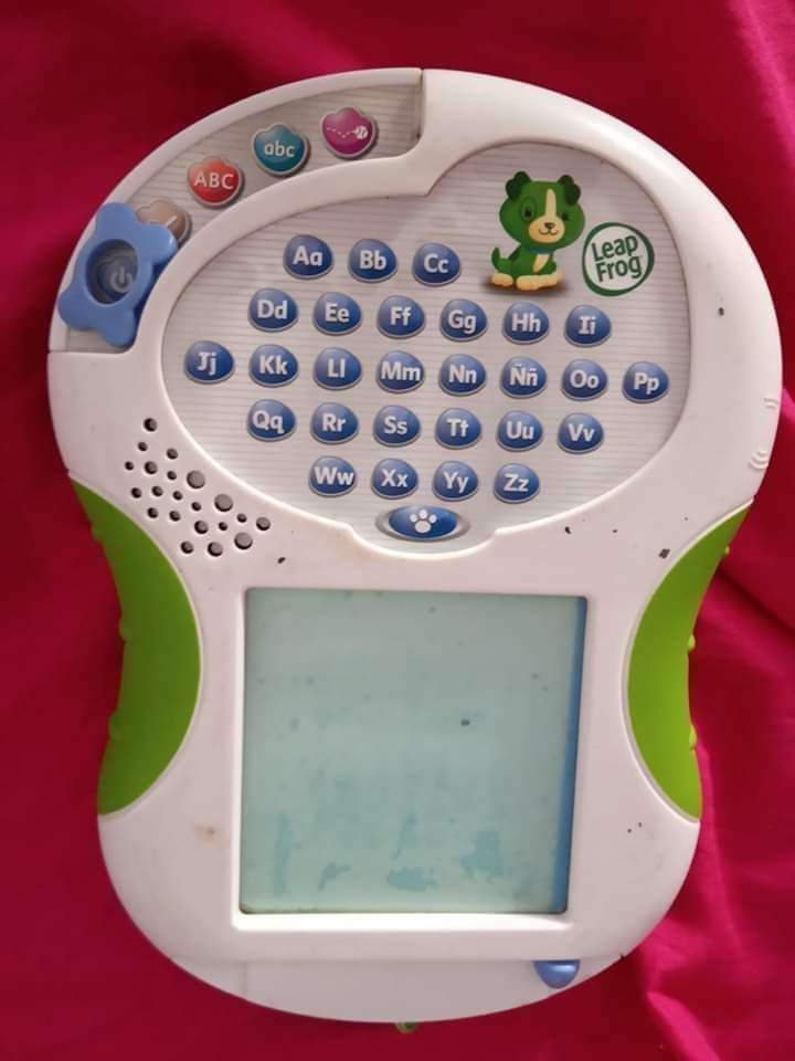 Imagen tablet infantil
