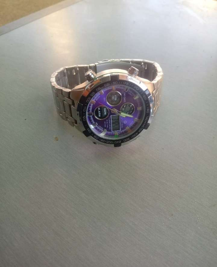 Imagen Reloj inspiral