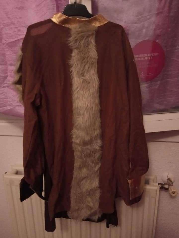 Imagen disfraz vikingo
