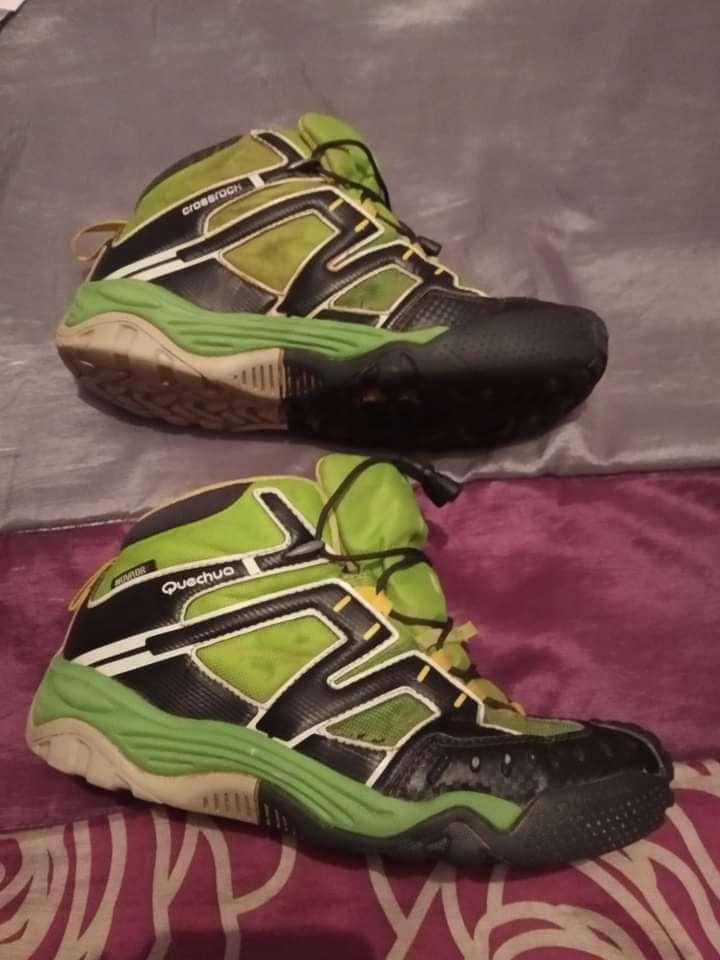 Imagen botas de monte verdes número 36