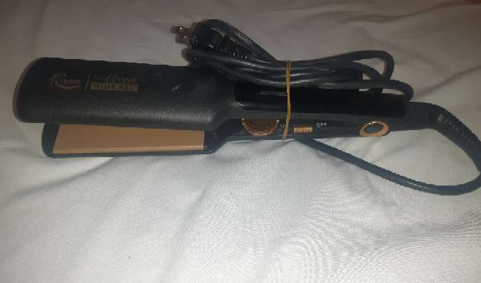 Imagen Se vende plancha para el cabello  turbox classic 485°