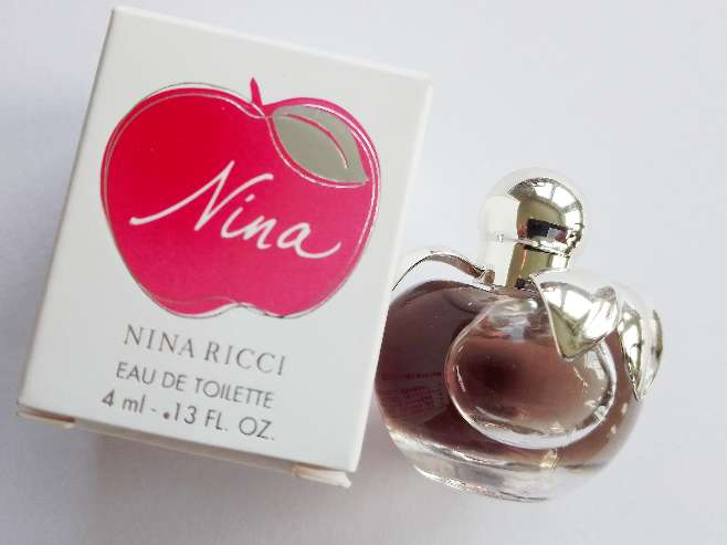 Imagen Nina Perfumes en Miniatura.