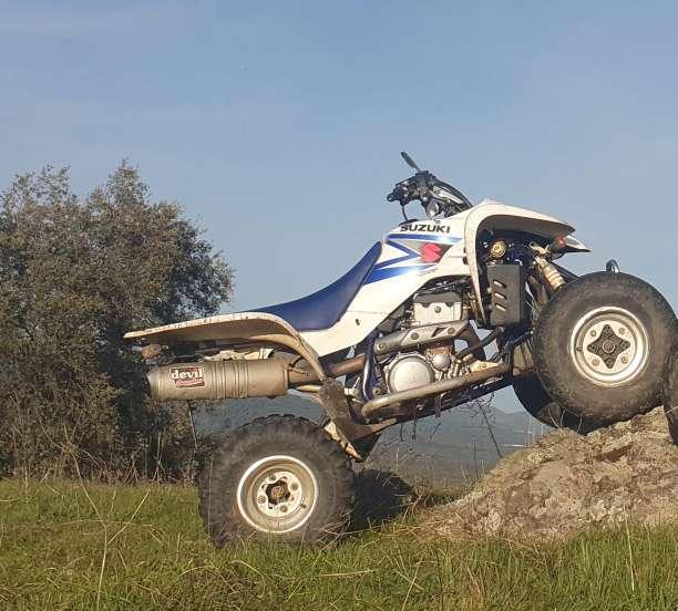 Imagen Quad Suzuki LTZ 400