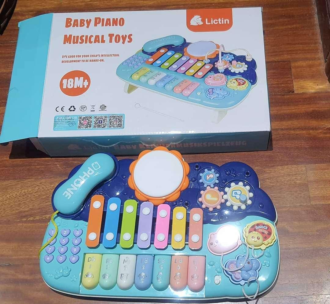 Imagen Juguete, piano para bebes nuevo