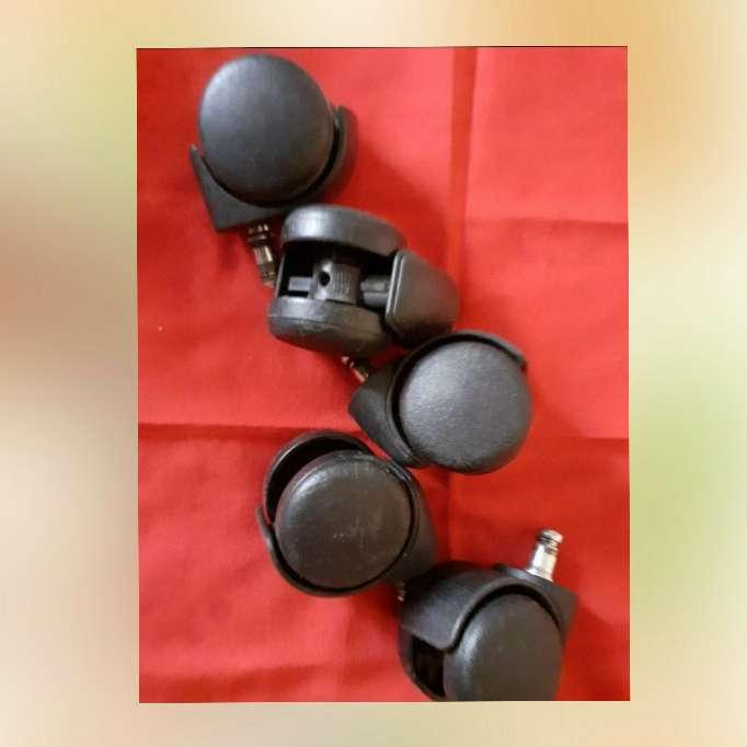 Imagen 6 ruedas como nuevas