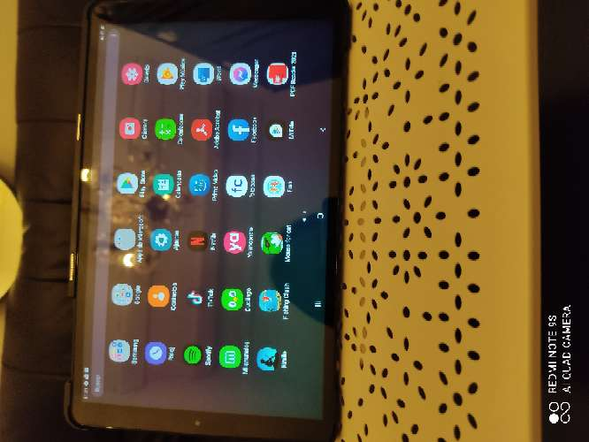 Imagen Tablet Samsung nueva