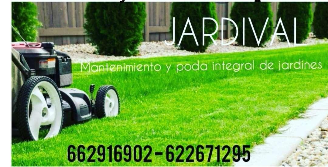 Imagen jardinería